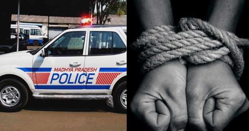 A Gang Hijacked The Police Vehicle, Donned Uniform To Kidnap A Girl In MP!