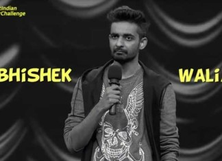 Abhishek Walia The Great Indian Laughter Challenge