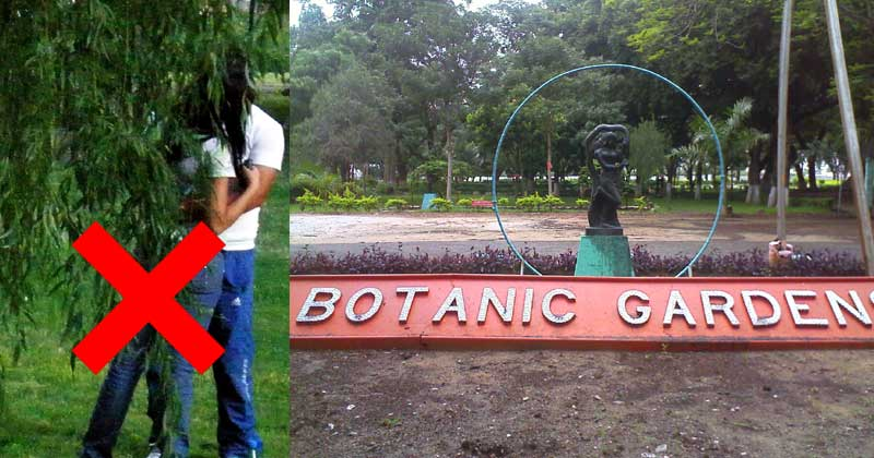 This Park In Tamil Nadu Has Banned The Entry Of Unmarried Couple And Our Head Is Spinning!