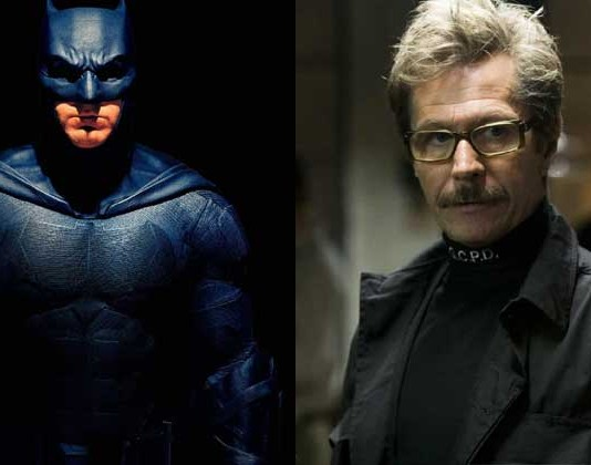 Gary Oldman Feels This Actor Should Play The Next Batman