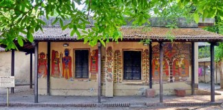 Govt. Buildings in Town Of Madhubani Will Be Covered in Madhubani style Graffiti