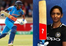 Harmanpreet Kaur Signs Ceat Sponsorship