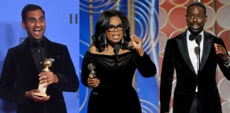 History Was Created With Every Award At 2018 Golden Globes