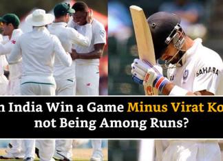 IND vs SA 2nd Test