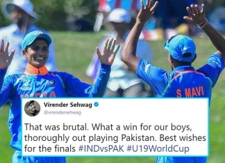 India Vs Pakistan Sehwag