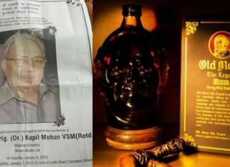 Kapil Mohan, The Man Behind Old Monk Dies At 88