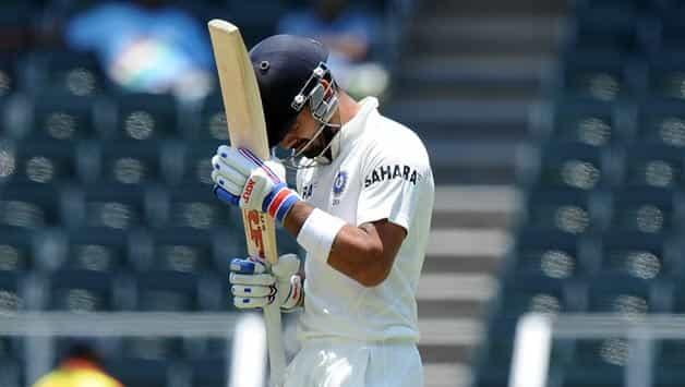 SA v India second test
