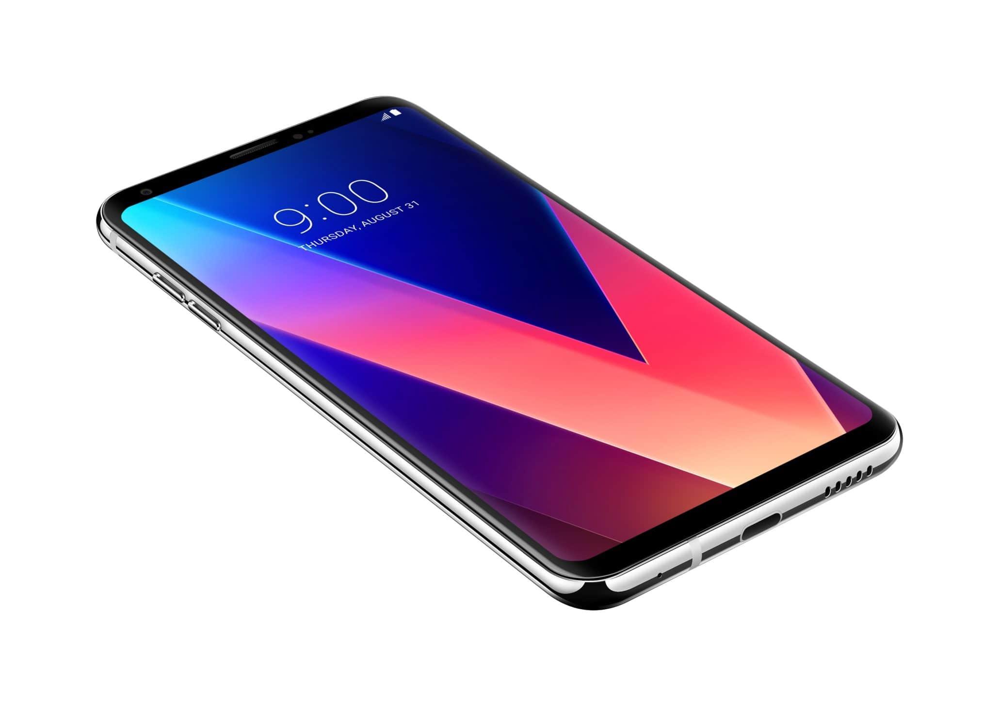 LG G7 design
