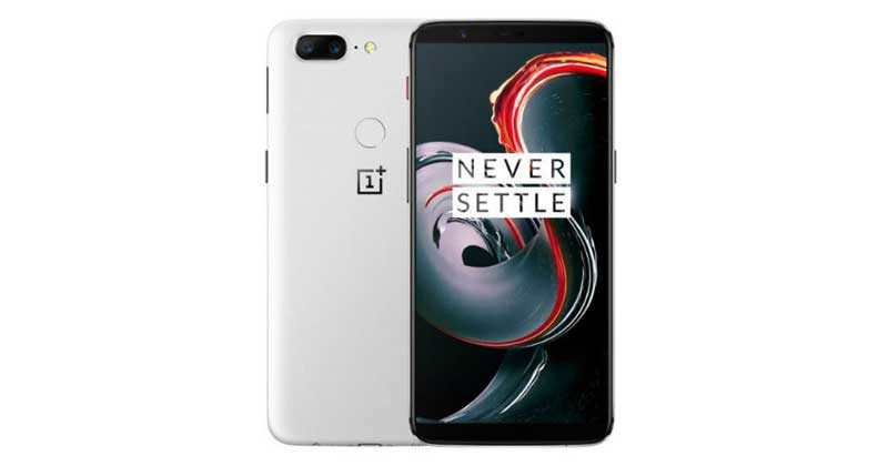 OnePlus 5T Sandstone White Is The Best Smartphone From The Company Yet