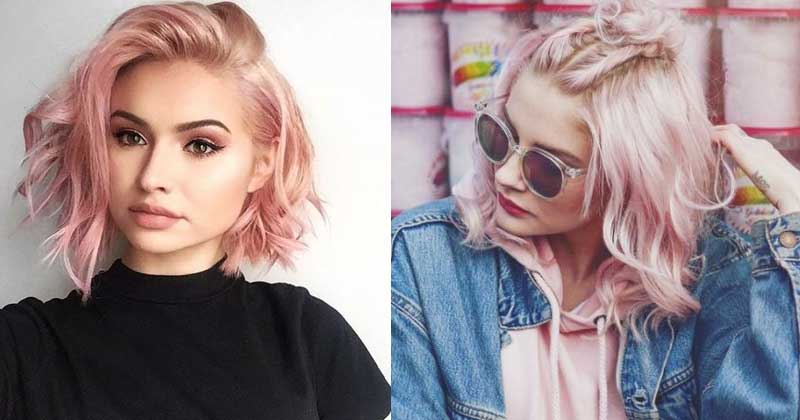 Pink Hair Is All The Rage In 2018 And These Pictures Would Prove It To You