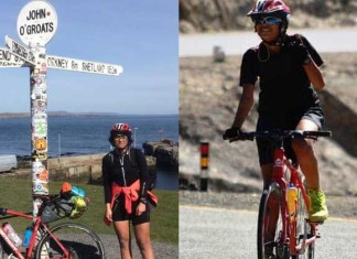 Pune-Based Long Distance Cyclist Vedangi Kulkarni Decides To Cycle Around The World