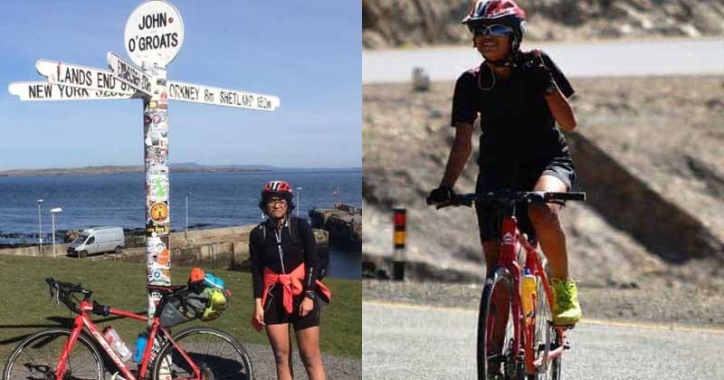 Pune-Based Long Distance Cyclist Vedangi Kulkarni Decides To Cycle Around The World