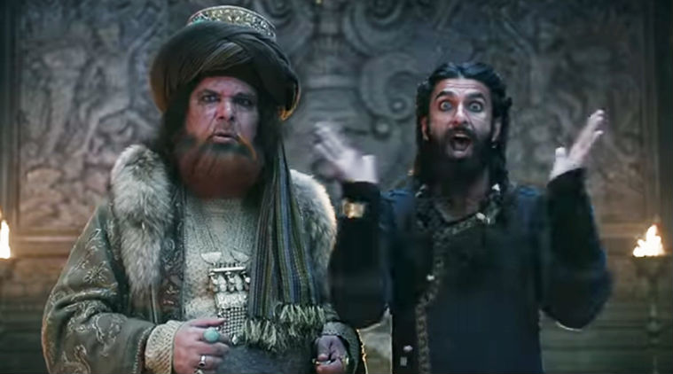 Ranveer Singh Looks Like A Mad-Mad King In The New Padmaavat Teaser
