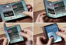 Samsung's Foldable Phone To Be Called Galaxy X, Will Rival Apple's iPhone X