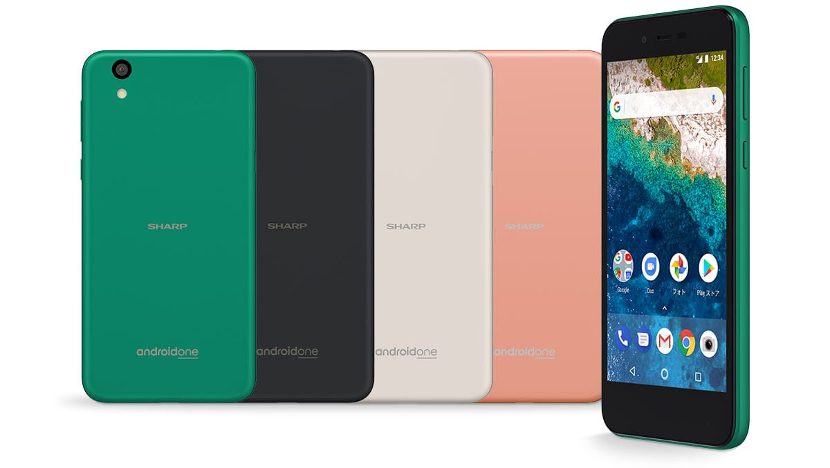 Sharp S3 Android One specifications