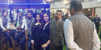 South Africa vs India Virat Kohli Co Visit Pays A Special Visit To Indian High Commission