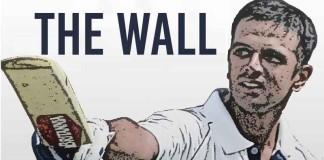 Rahul Dravid THE WALL