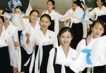 The Strange Case Of North Korea's Cheerleaders