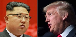 Trump, Retorting To North Korea's Nuclear Threat Declares His Weapons' Button Is Bigger, Powerful