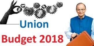 Unoin Budget 2018 Arun Jaitly