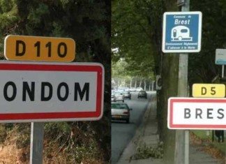 Wait Till You Check Out The Names Of These 9 Places In France