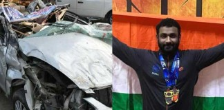 World Champion Saksham Yadav Died In A Car Accident Due To Dense Fog!