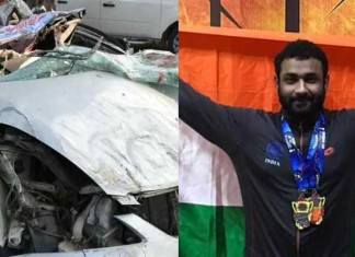 World Champion Saksham Yadav Died In A Car Accident Due To Dense Fog!