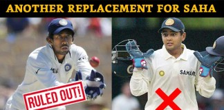 South Africa vs India: Wriddhiman Saha Ruled Out Of The Test Leg, Replacement Announced