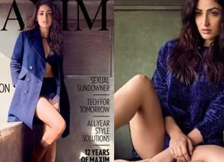 Yami Gautam Reinvents Herself With This Hot Maxim Photoshoot