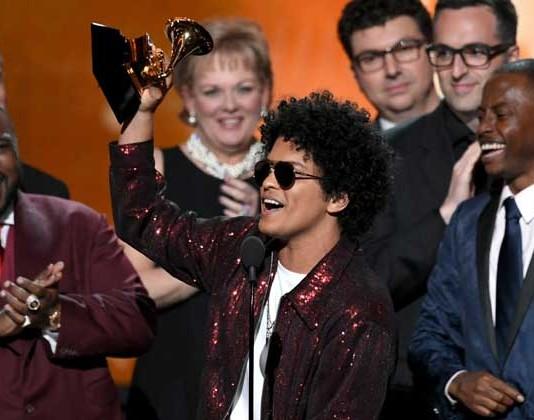 13 Songs That Won Big At Grammys 2018!