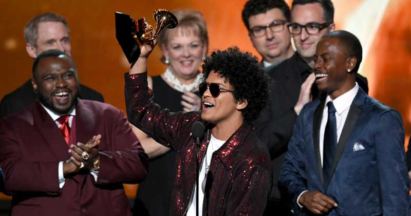 13 Songs That Won Big At Grammys 2018!