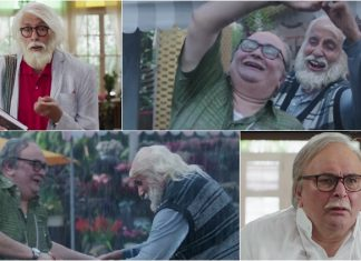 Amitabh Bachchan And Rishi Kapoor Starrer 102 Not Out Teaser Is Here & It's Too Cute!