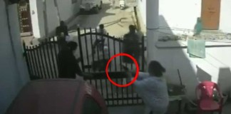Watch: A Real Life Revolver Rani Rescued His Husband From Unknown Attackers In Lucknow