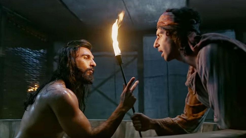 Binte Dil Jim Sarbh's Extraordinary Performance In This Song Is Overpowering Ranveer Singh