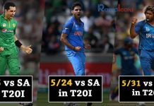 Bowling Records: Bowlers With 5-Wicket Hauls In Every Format