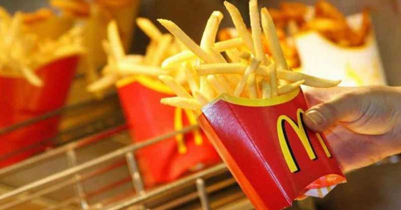 Are McDonald's Fries Useful In Curing Baldness? Well Yes, If Japanese Scientists Are To Be Believed