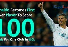 Cristiano Ronaldo Creates History During Real Madrid's 3-1 Win Over PSG