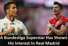 Cristiano Ronaldo Might Soon Have A Competition At Real Madrid