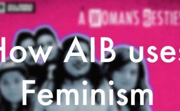 How AIB uses feminism