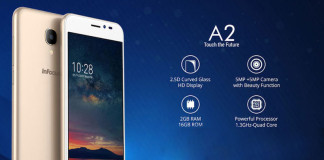 InFocus A2 Specifications