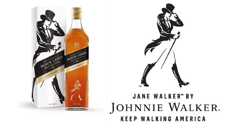 Johnnie Walker Launches Jane Walker To Make Scotch Less 'Intimidating' For Women