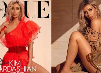 Kim Kardashian Looks Stunning In Vogue India's Latest Issue