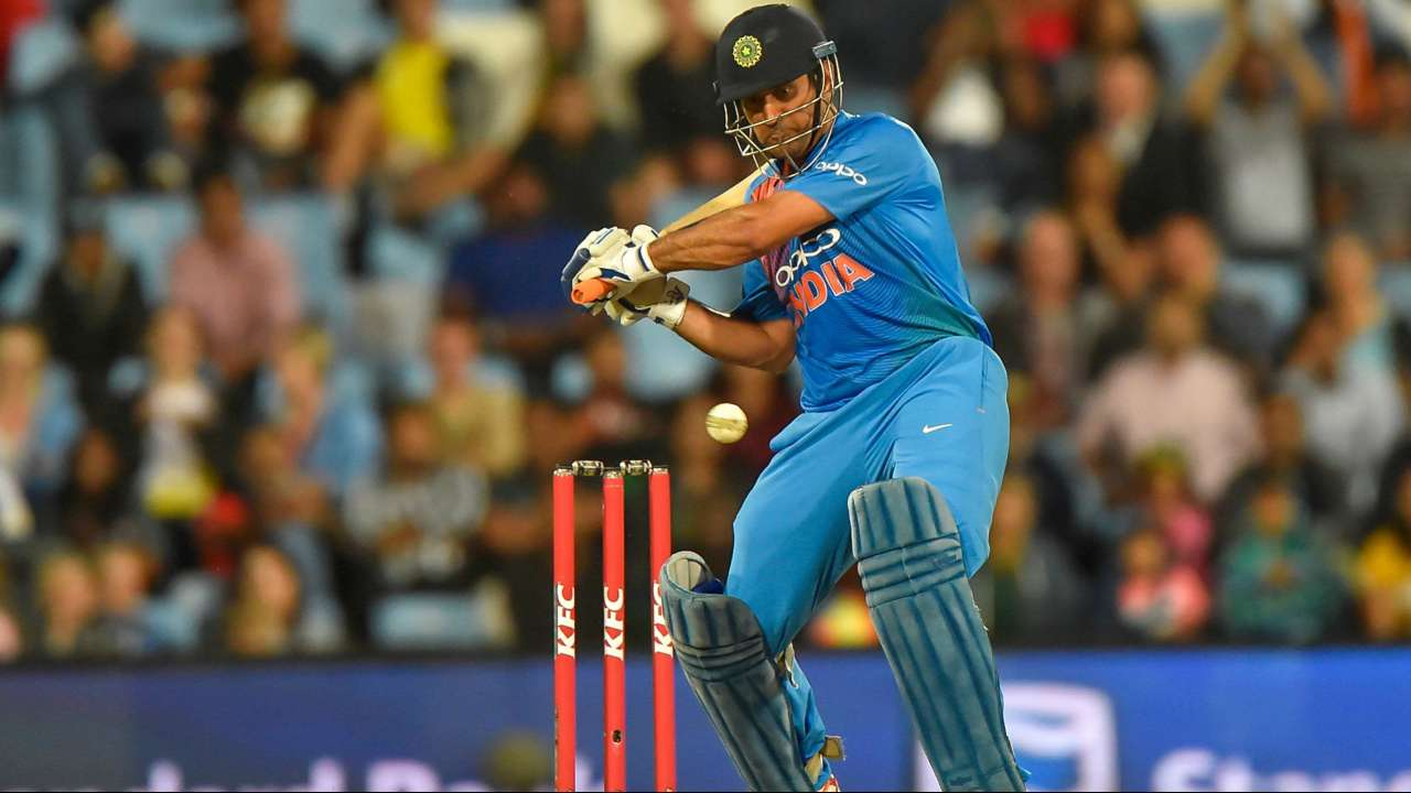 MS Dhoni's best shots