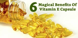 Magical Benefits Of Vitamin E Capsule