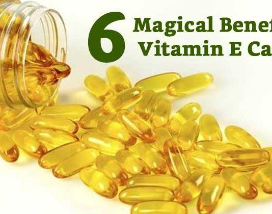 Magical Benefits Of Vitamin E Capsule