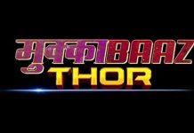 Mukkabaaz Thor Mashup trailer