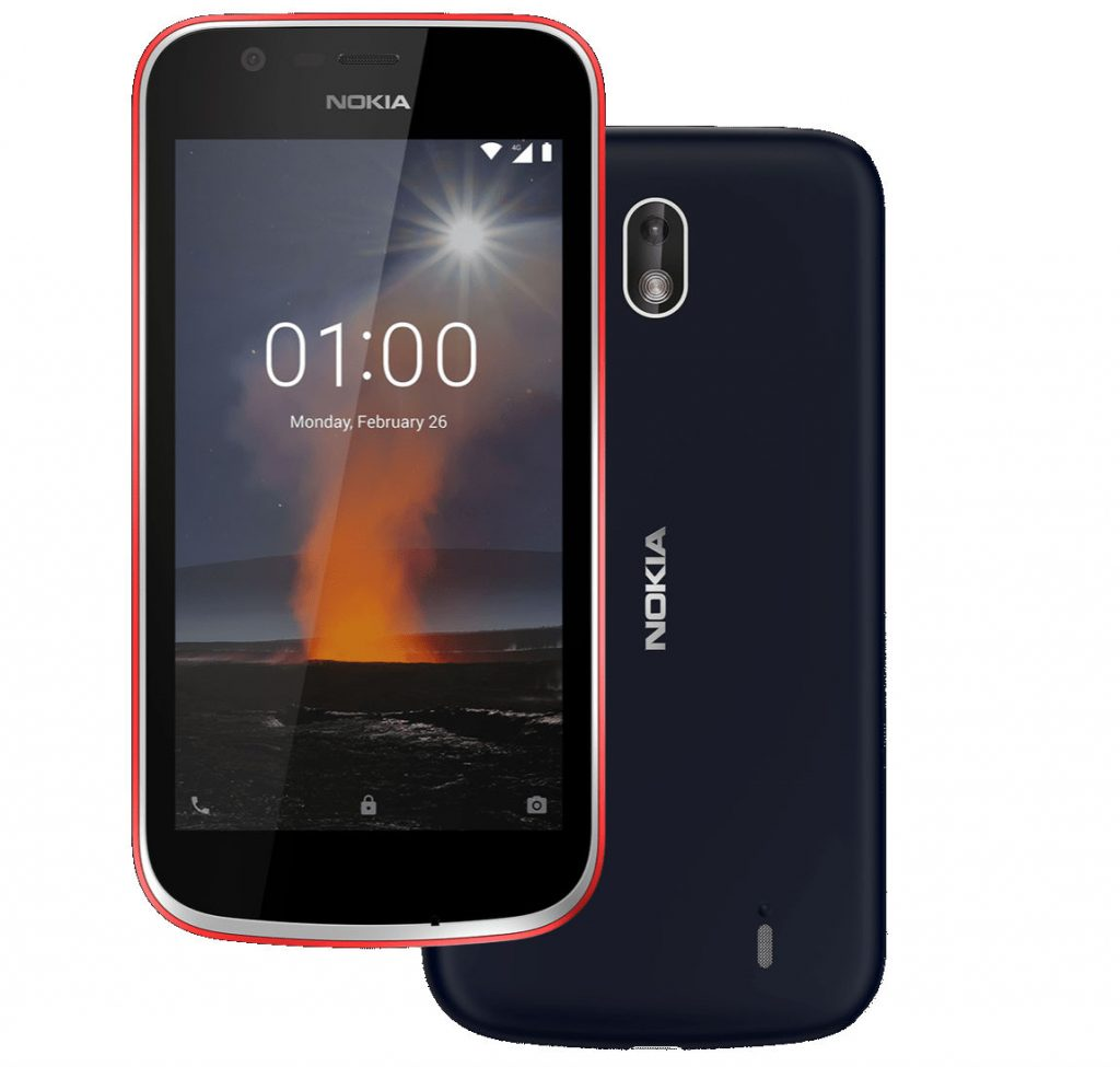Nokia 1 Android Oreo (Go Edition) specifications and review