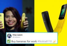 Twitter Is Going Bananas Over Nokia 8110 The Banana Phone From The Matrix