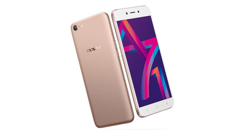 Oppo A71 2018 Launched Price Specifications Review