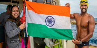 Rohan More Becomes The First Indian To Swim Across Ocean Seven!